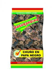 Chuño de papa negro 250gr