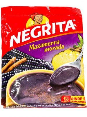 Mazamorra morada Negrita 1 1/2 litros