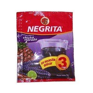 Negrita chicha morada (para 3 l)