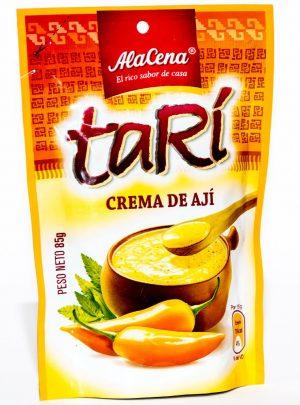 Tari Crema de ají – 85g