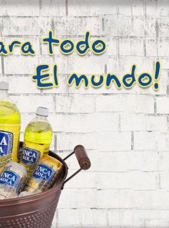 Inca Kola - Refrescante para todo el mundo
