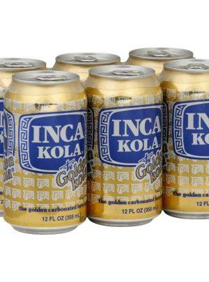 Inca Kola – can 355 ml