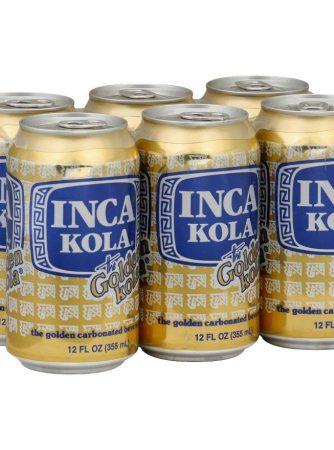 Inca Kola Sixpack