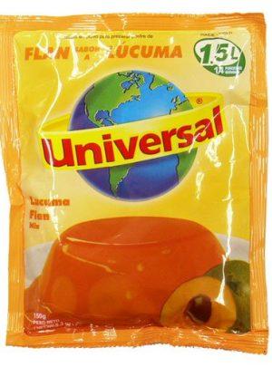 Flan Lúcuma 1,5 litro