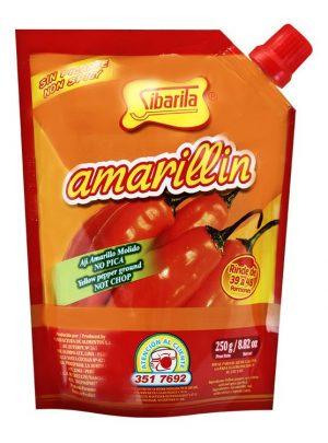 Amarillin Sibarita sin picante 250gr