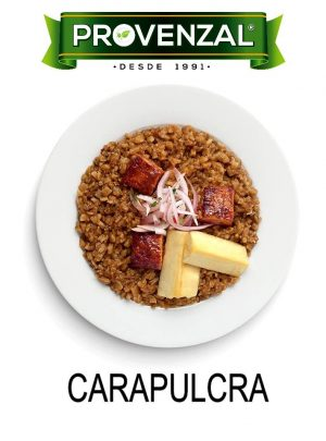 Mix for Carapulcra