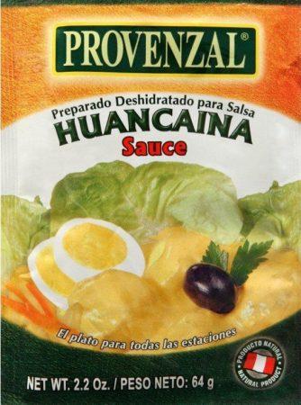 Salsa Huancaina Provenzal