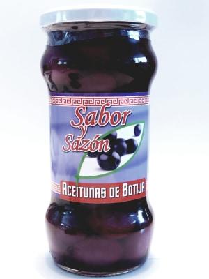 Aceitunas Sabor y Sazon 567gr