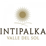 "Intipalka sun-logo with text ""valle del sol"""