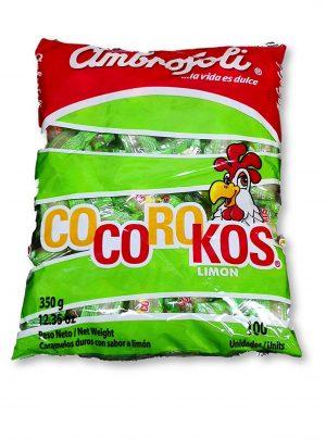 Cocorokos Limon bolsa 350gr