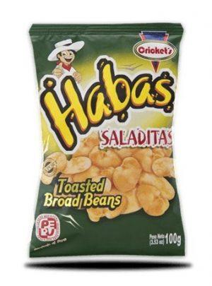Habas Saladas Cricket's 100gr