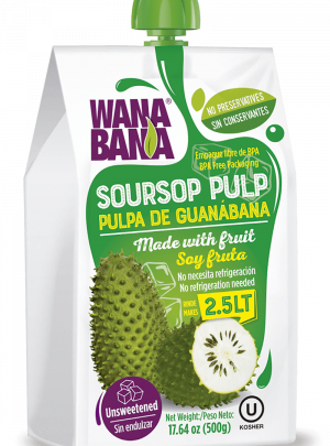 Soursop Pulp 500ml