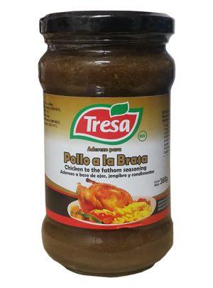 Grilled chicken dressing Tresa 360gr