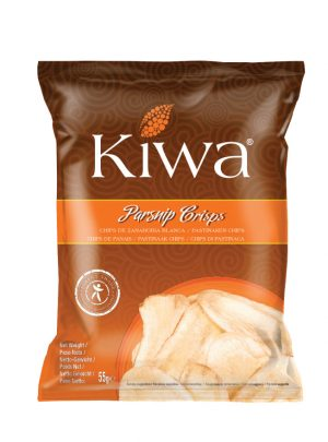 Kiwa chips parsnip 55gr