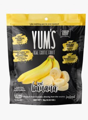 Yum's real Banana