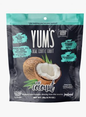 Yum's real Coconut