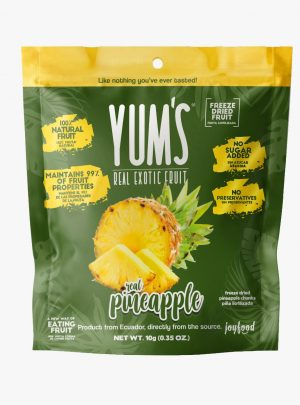 Yum's real Pineapple