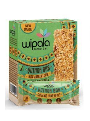 Wipala Pineapple, Quinoa and Tarwi Box (6 units)