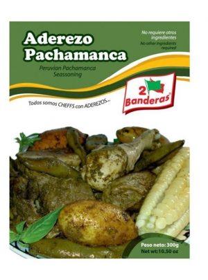 Pachamanca dressing 300gr – 2 Banderas
