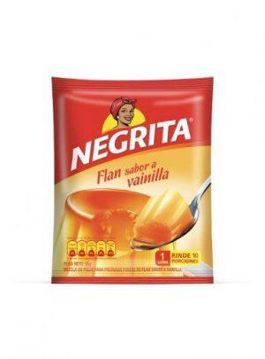 Vanilla Flan Negrita 95gr