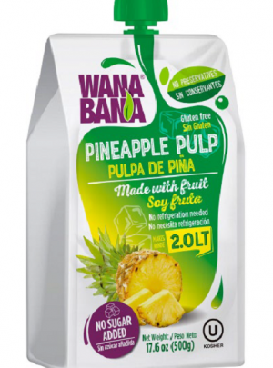 Pineapple Pulp 500ml