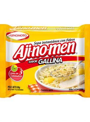 Instant soup ajinomen chicken 86gr