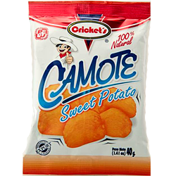 Sweet Potato Cricket's 40gr