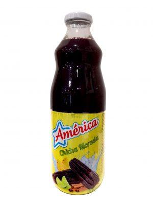 Chicha morada America 1lt