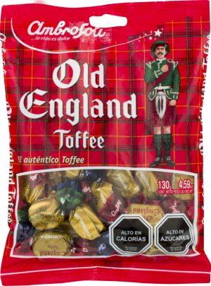 Toffee Old England Bolsa.