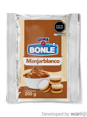 Manjar blanco Bonle 200gr