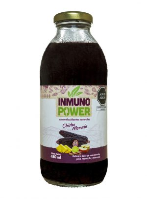 Chicha Morada Immuno Power 480ml