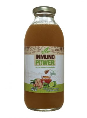 Passion Fruit Juice Immuno power 480ml