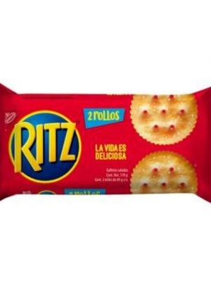 Toasted Ritz Salad Crackers