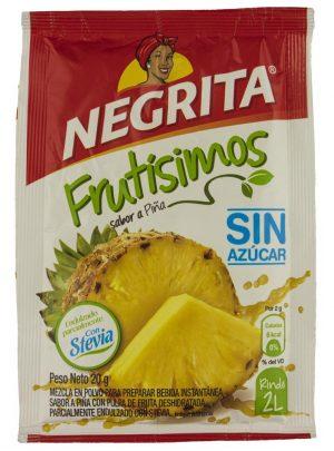 Negrita frutisimos Piña