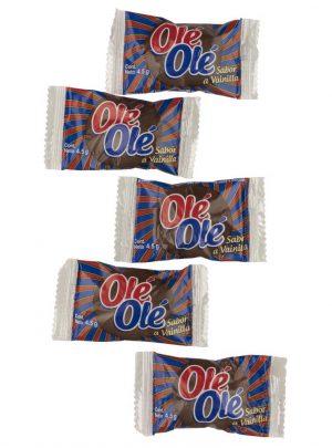 Olé Olé vanilla 5 units