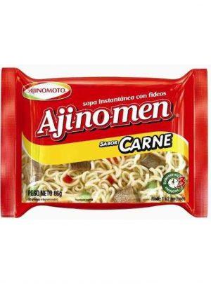 Instant soup ajinomen of meat 86gr