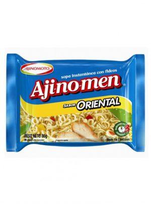 Ajinomen soup oriental flavor 86gr