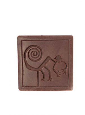 Chocolate Nazca Lines Monkey