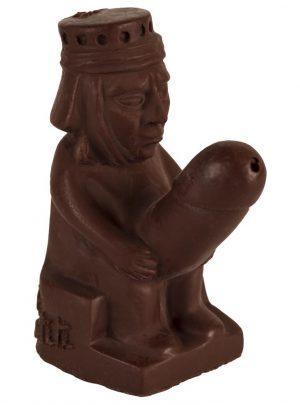 Erotic huaco chocolate in 3D