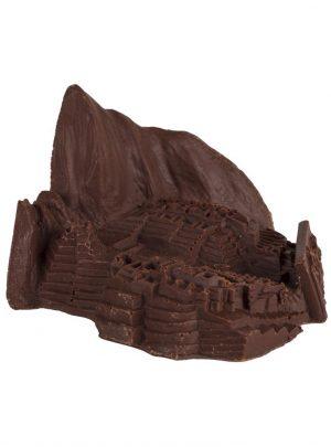 Chocolate Machu Picchu 3D